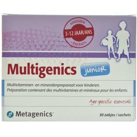 Multigenics Junior poudre Sach 30
