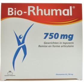 Bio Rhumal 750 Comprimés 180x750mg