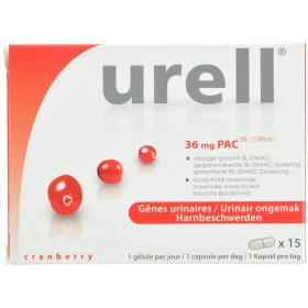 Urell Express Caps 15