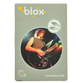 Blox Musique 1 Paire Prot.auditive Avec Filtre