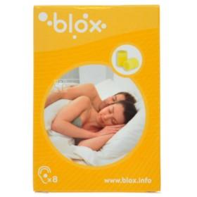 Blox Mousse Cylindriq.4 Paires Prot.audit. A/brui