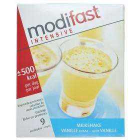 Modifast Milkshake Vanille sachet 9