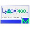 Lysox 400 Mg Mg Granulés à Dissoudre