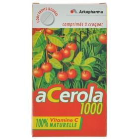 Acerola 1000 Tube comprimes 2x15