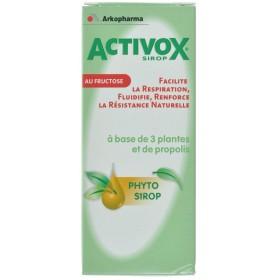 Activox Sirop Nf 150ml