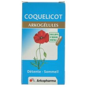 Arkogelules Coquelicot Vegetal 45