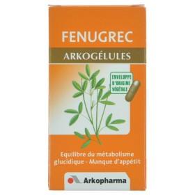 Arkogelules Fenugrec Vegetal 45