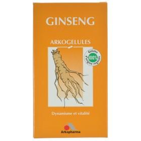 Arkogelules Ginseng Vegetal...