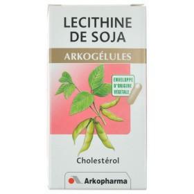 Arkogelules Lecithin Soja Vegetal 45
