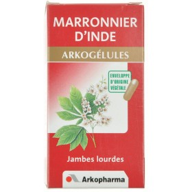 Arkogelules Marron Inde Vegetal 45