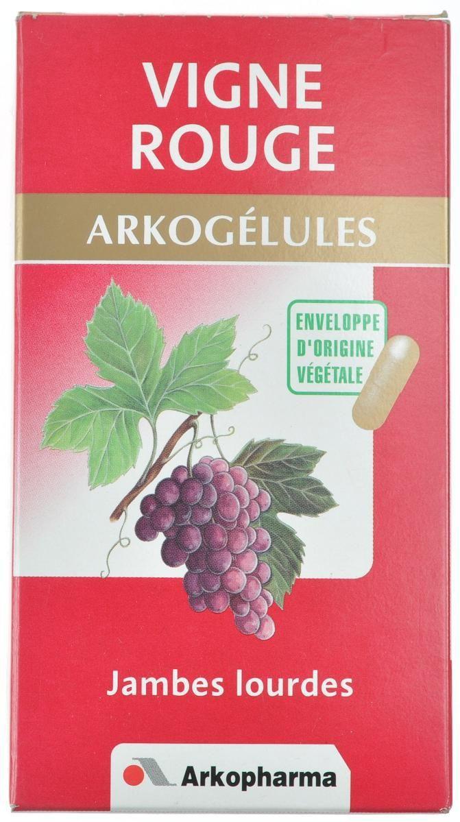 Arkogelules Vigne Rouge Vegetal 150 Cfr 2462240