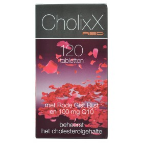 Cholixx Red Tabl 120