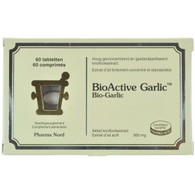 Bio Active Garlic comprimes 60