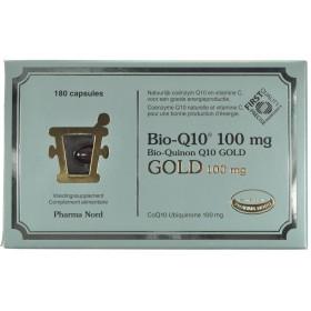 Bio Q10 Gold 100mg Caps 180