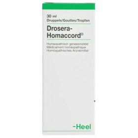 Drosera-Homaccord Gouttes 30ml Heel