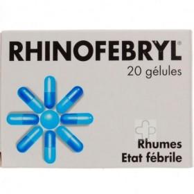 Rhinofebryl 30 Gelules