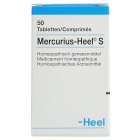 Mercurius-Heel S comprimes 50 Heel