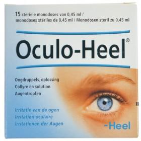 Oculoheel Collyre Monodoses Stériles 15 Heel