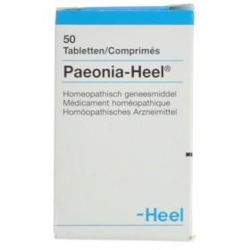 Paeonia-heel comprimes 50 Heel