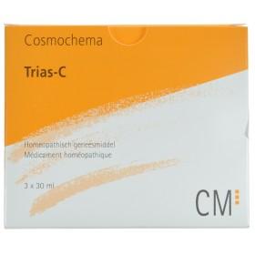 Trias-c Gutt 3x30ml Cosmochema