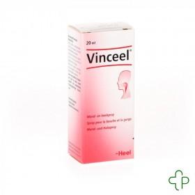 Vinceel Bouche-gorge Spr. 20ml Heel