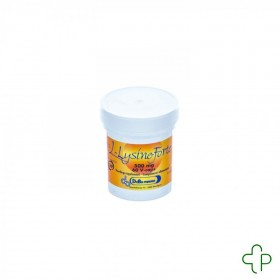 L-lysine Forte Caps 60 Deba