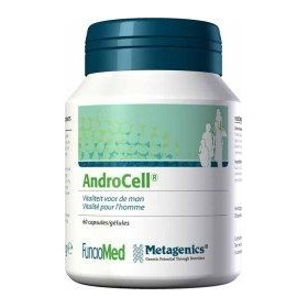 Androcell Capsules 60 Nf Biodyn