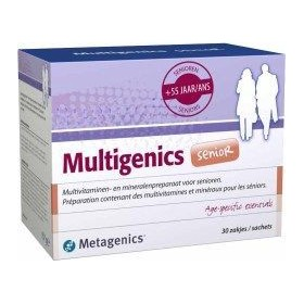 Multigenics Senior poudre...