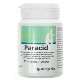 Paracid Funciomed Capsules 45 3834