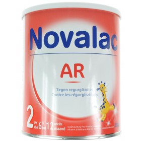 Novalac Ar 2 poudre 800g