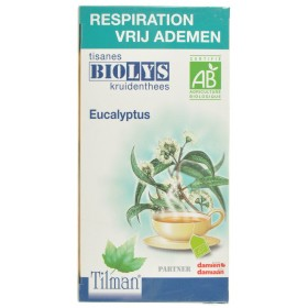 Biolys Eucalyptus Bio Tea-bags 20