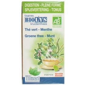 Biolys The Vert-menthe Bio...