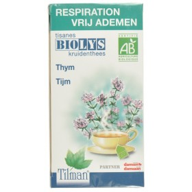 Biolys Thym Bio Tea-bags 20