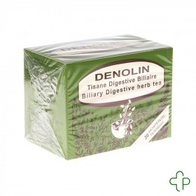 Denolin Tisane Antibiliaire 20 Infusettes
