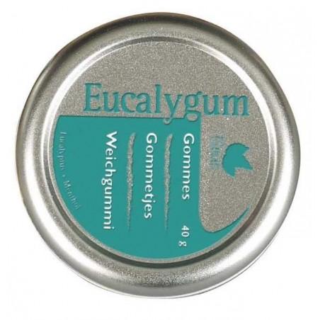 Eucalygum Gomme Pectorale a Sucer Avec Sucre 40g