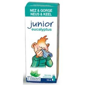 Junior 0-10 Eucalyptus Sirop Enfant 150ml