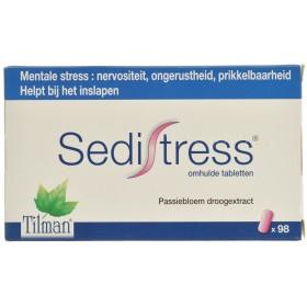 Sedistress comprimes Enrob 98 X 200 Mg