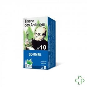 Tisane Ardenaise Nr.10 Dormir 20 Infusettes