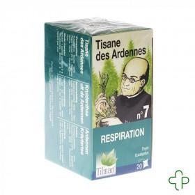 Tisane Ardenaise Nr. 7 Pectorale 20 Infusettes