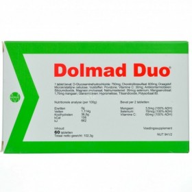 Dolmad Duo 60 Comp