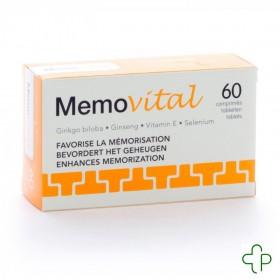 Memovital comprimes Pellic. 60