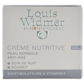 Louis Widmer Creme Nutritive Sans Parfum 50ml