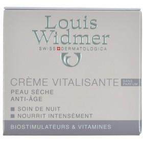 Louis Widmer Creme Vitalisante Sans Parfum 50ml