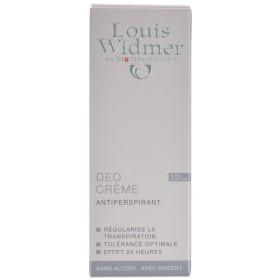 Louis Widmer Deo Creme Sans Parfum 40ml