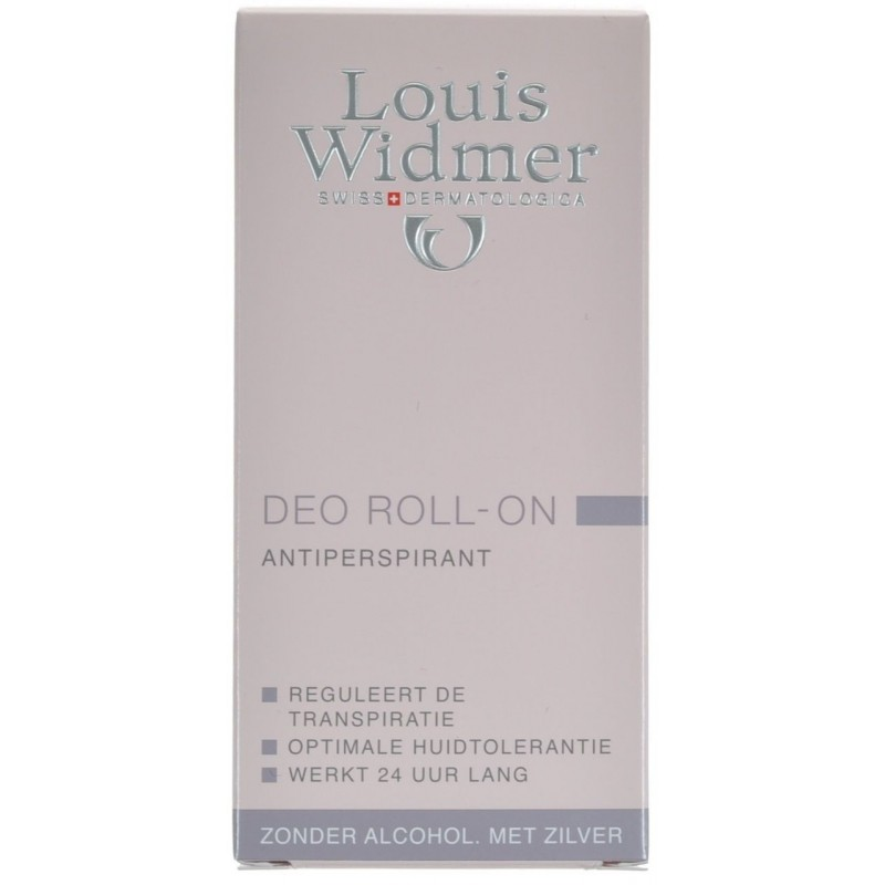 Louis Widmer Deo Roll-on 50ml