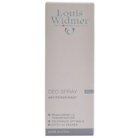 Louis Widmer Deo Spray Sans Parfum 75ml