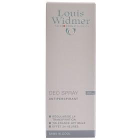 Louis Widmer Deodorant Spray Sans Parfum 75ml