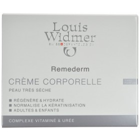 Louis Widmer Remederm Creme Sans Parfum Pot 250ml
