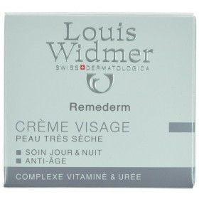 Louis Widmer Remederm Creme Visage 50ml
