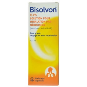Bisolvon Solution Inhalation 1x100ml 2mg/ml